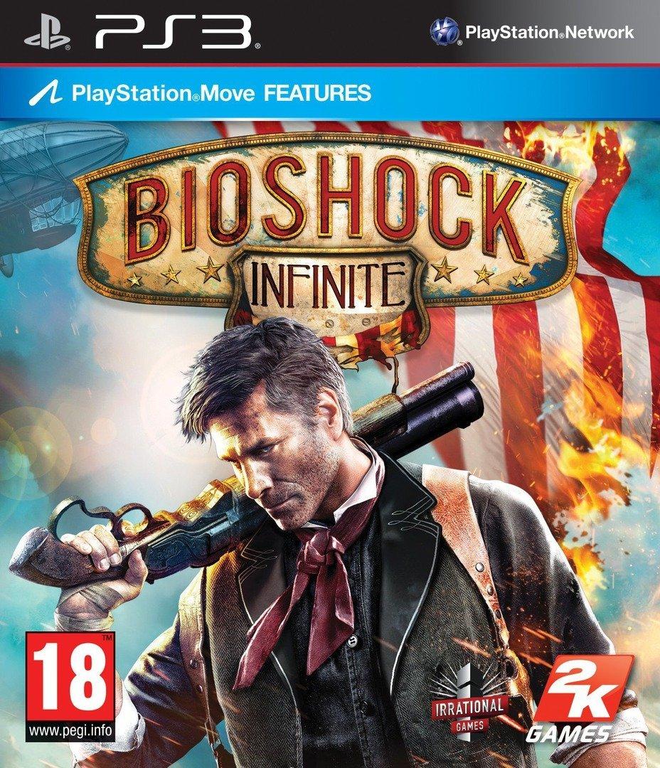 Portada de Bioshock Infinite.