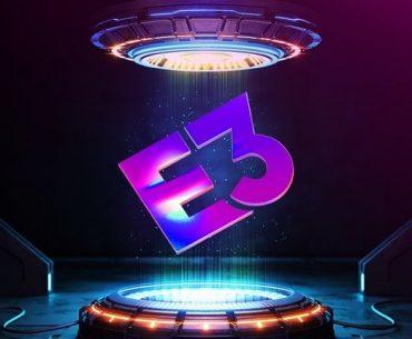 Logo de la E3.
