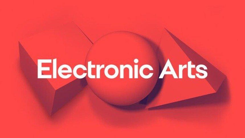 Logo de EA.