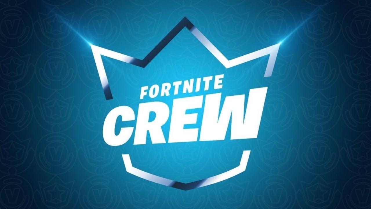 Logo de Fortnite Crew.