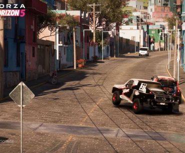 Forza Horizon 5 en ciudad mexicana.