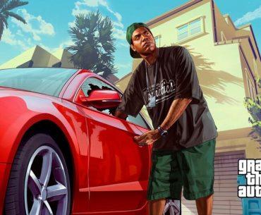 Arte de GTA.