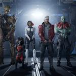 Guardianes de la Galaxia de Square Enix y Eidos.