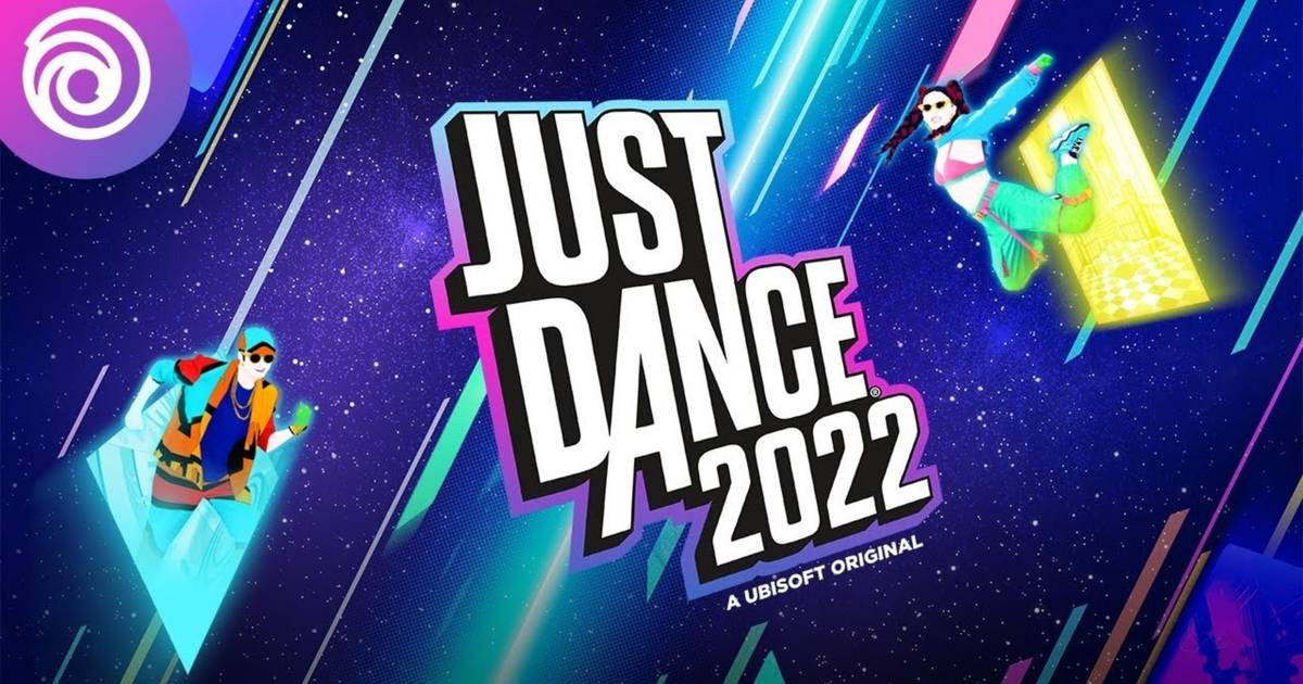 Arte de Just Dance 2022.