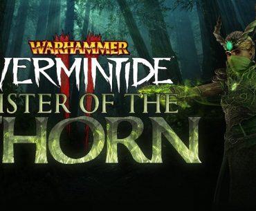 Kerillian en Warhammer: Vermintide 2.
