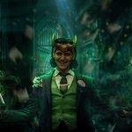 Loki en su serie de Disney.