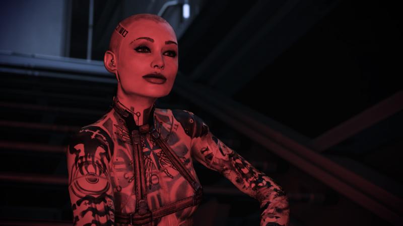 Jack de Mass Effect.
