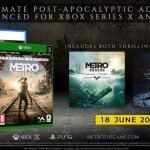 Versión física de Metro Exodus Enhanced Edition.
