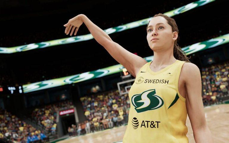 WNAB en NBA 2K21.