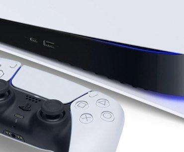 Consola y DualSense.