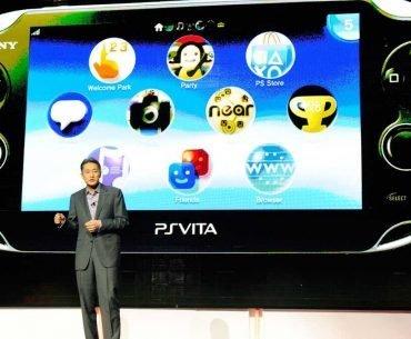 Sony presenta la Vita.