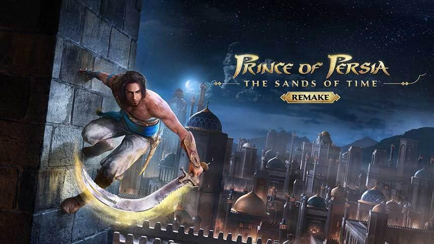 Portada de Príncipe de Persia.