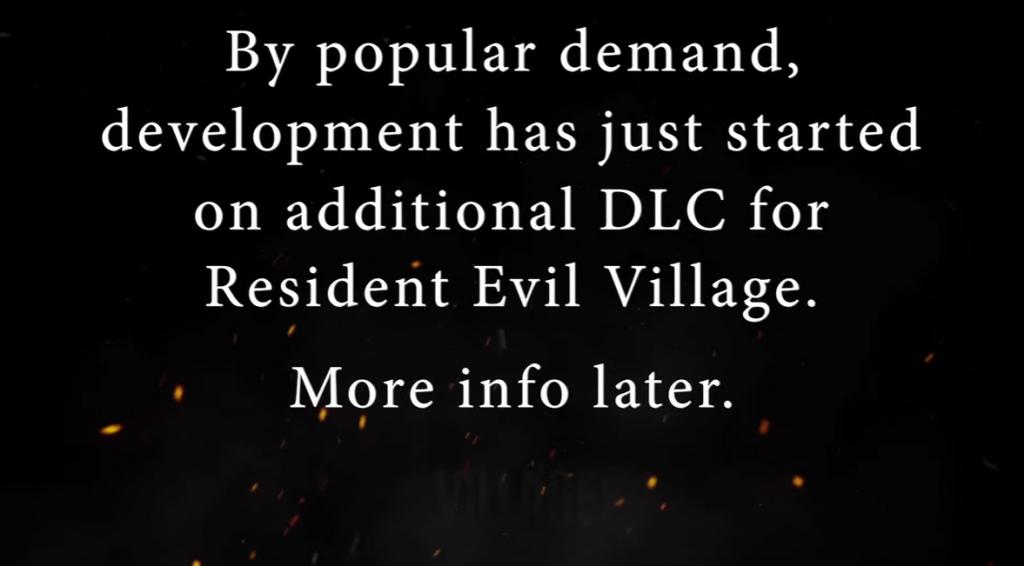 DLC de Village.