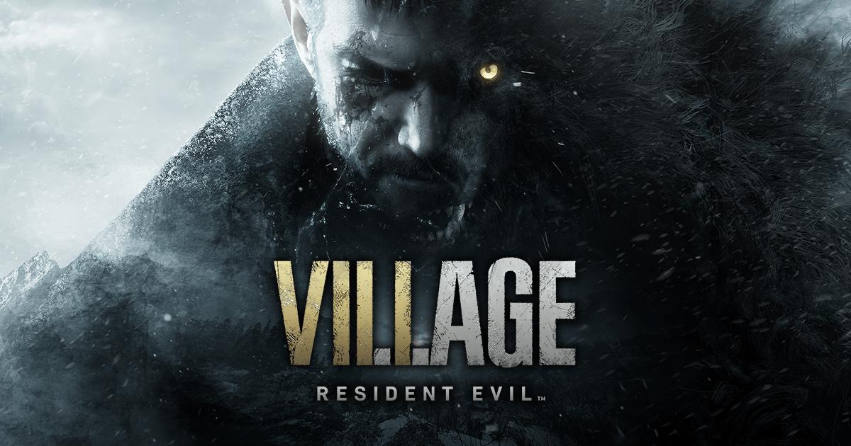 Resident Evil Village.