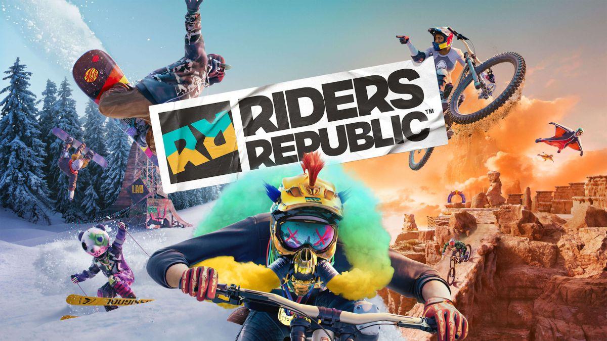 Porrtada de Riders Republic.