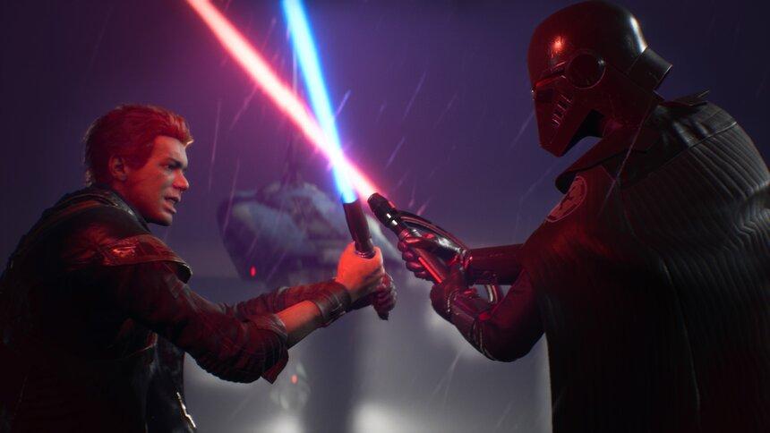 Imagen promocional de Star Wars: Jedi Fallen Order.