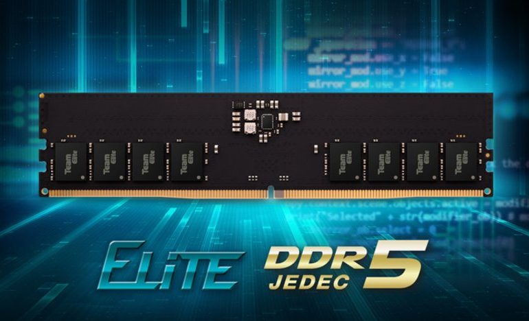 DDR5 de Teamgroup.
