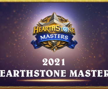 Logo de Hearthstone Grandmasters.