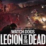 Arte de Watch Dogs: Legion of the Dead.