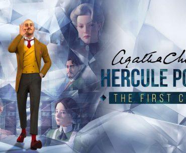 Arte de Jugabilidad de Agatha Christie – Hercule Poirot: The First Cases..