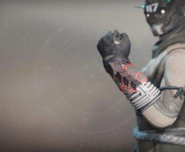 Exótico de Destiny 2.