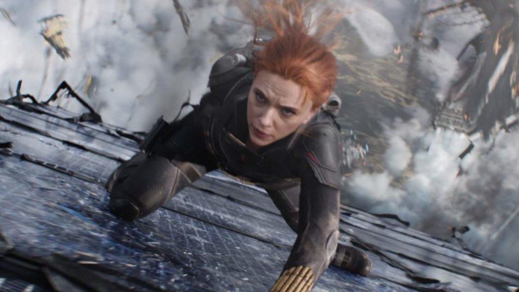 Scarlett Johansson demanda a Disney por el lanzamiento de 'Black Widow' en streaming