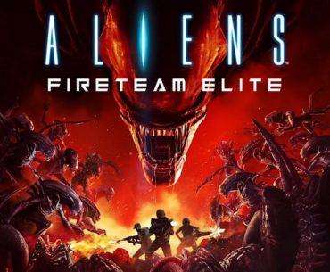 Arte de Aliens: Fireteam Elite.