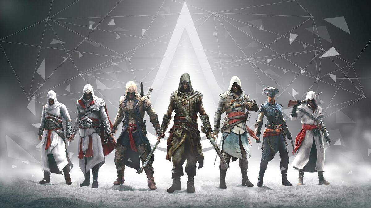 Franquicia Assassin's Creed.