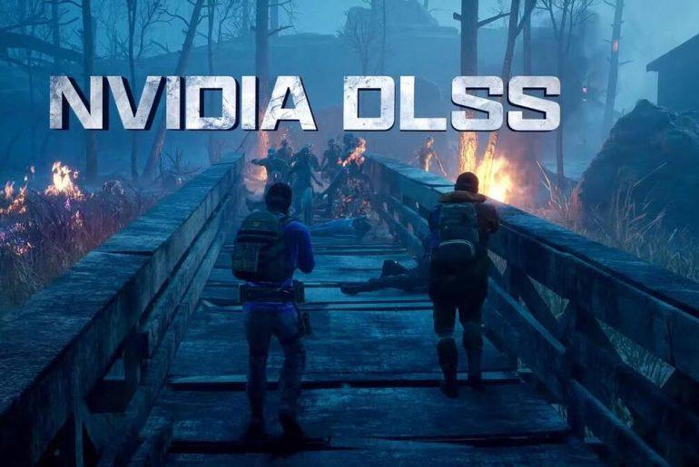DLSS en Back 4 Blood.