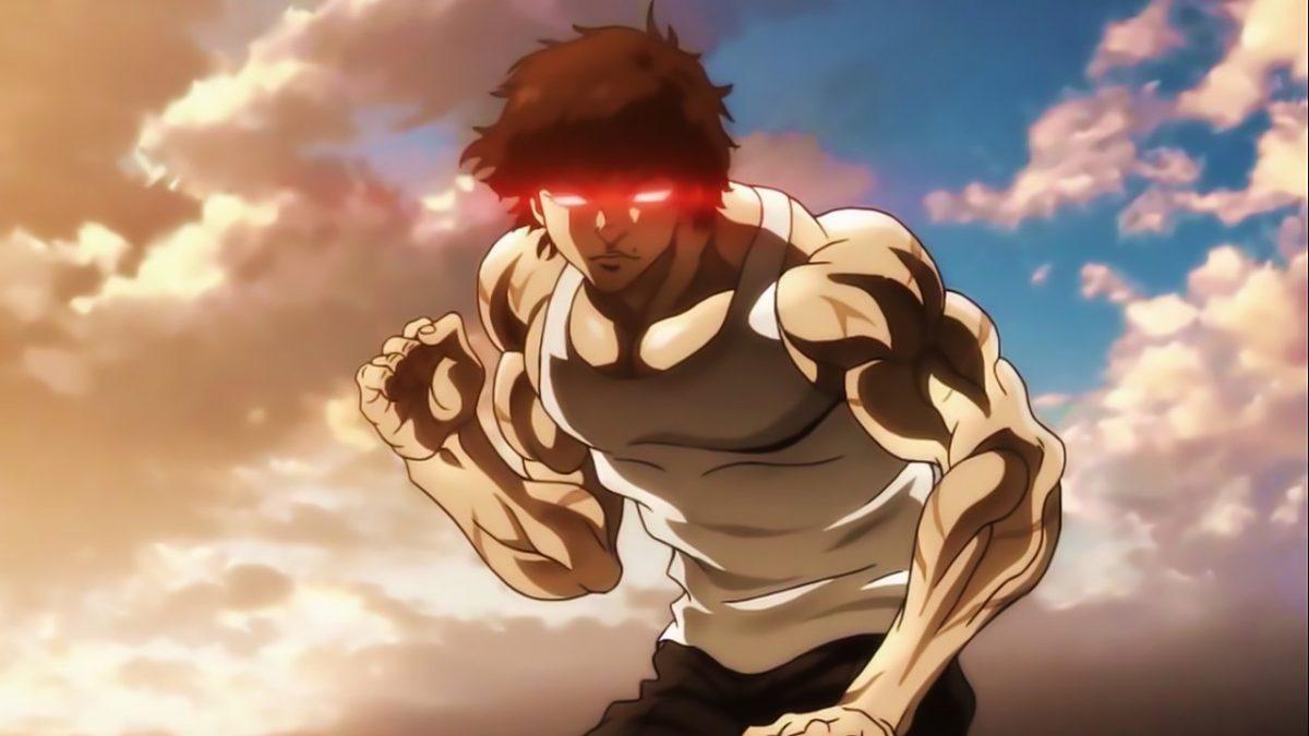 Baki anime