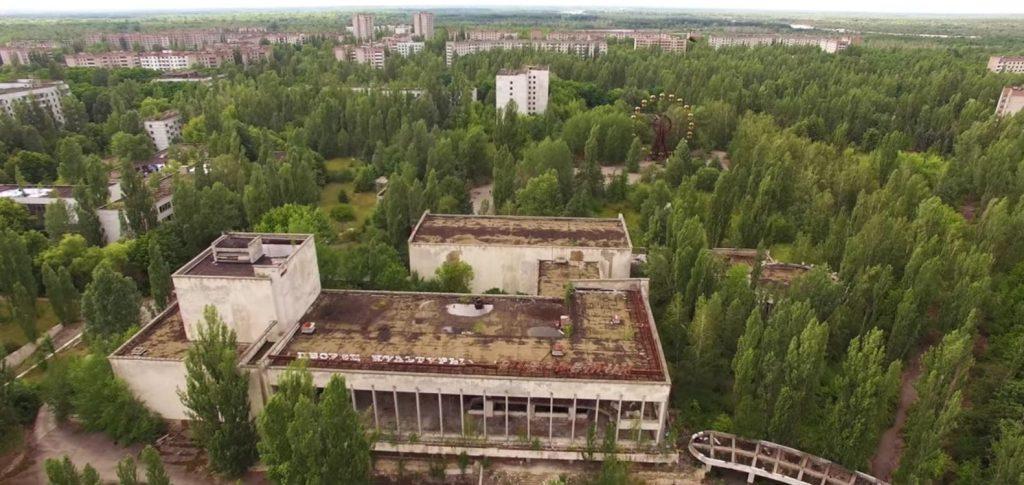 Documental de Chernobylite.