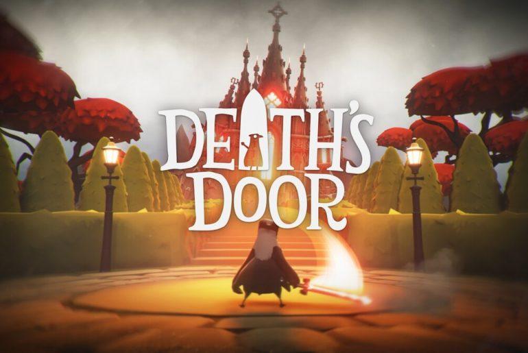Arte de Death's Door.