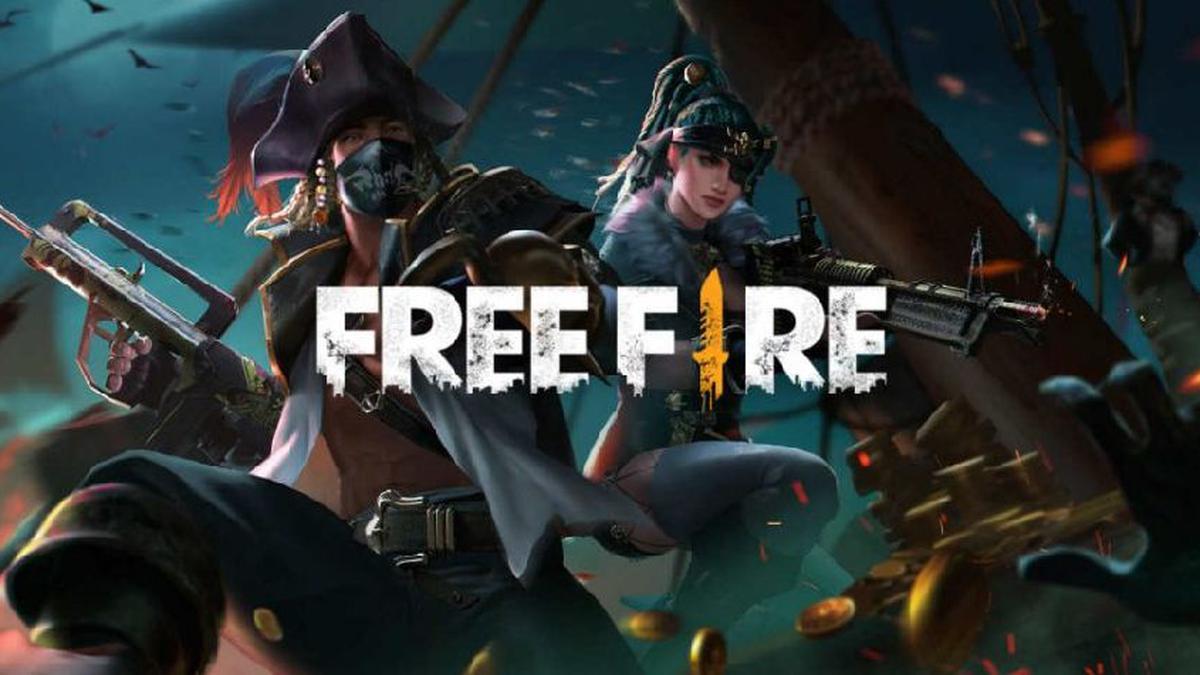 Arte de Free Fire.