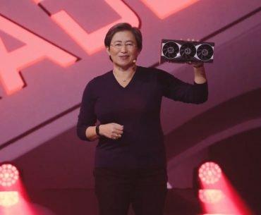 Lisa SU de AMD.