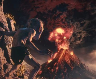 Arte de Lord of the Rings: Gollum