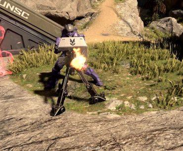 Multijugador de Halo Infinite.