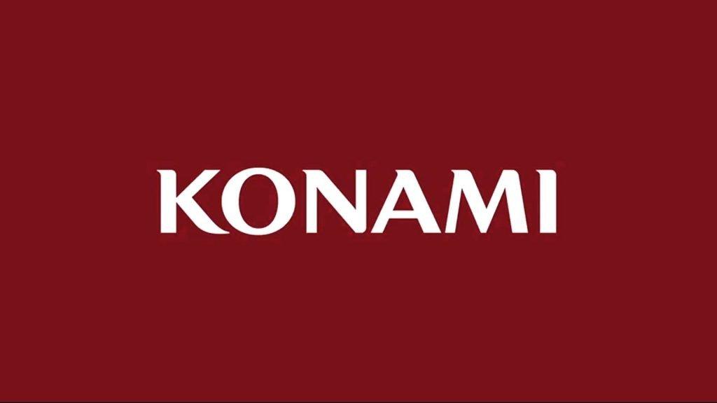 Logo de Konami.