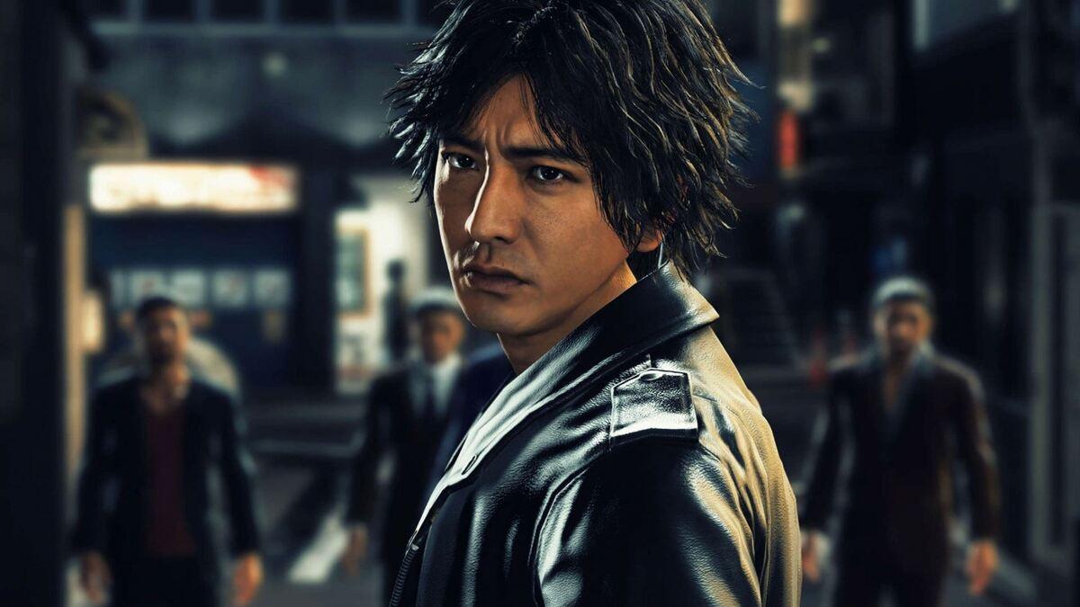 Takayuki Yagami de Jugment.