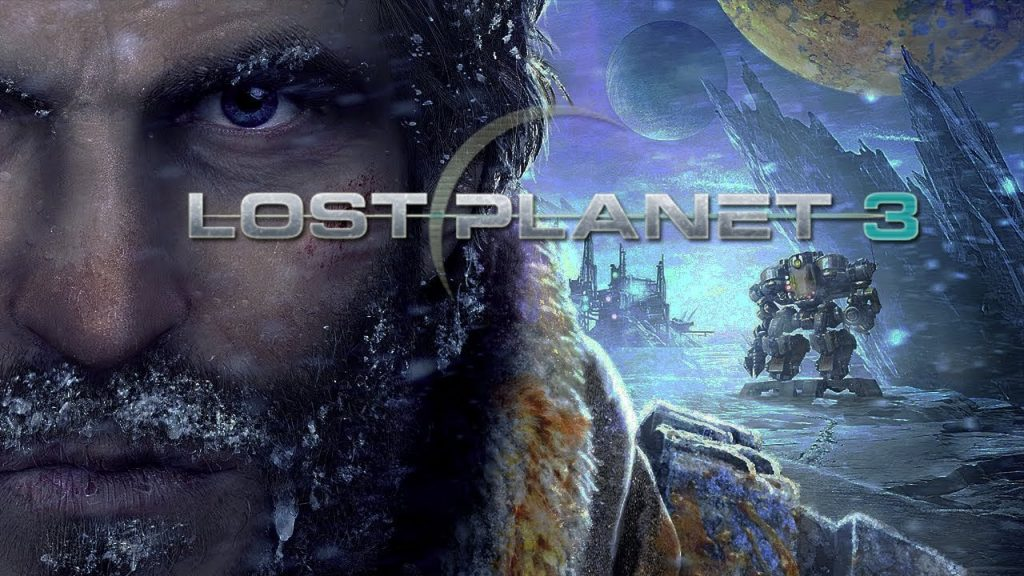 Arte de Lost Planet 3.