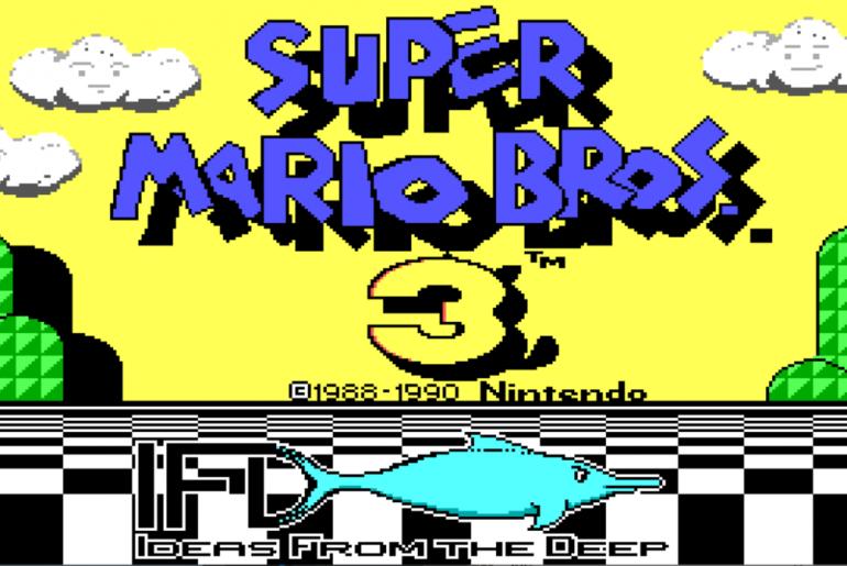 Port de Super Mario Bros. 3 en PC.