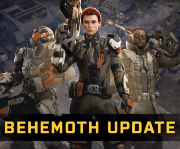 Phoenix Point Behemoth Edition.
