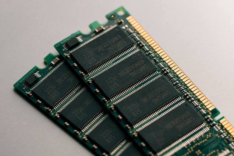 Samsung RAM.