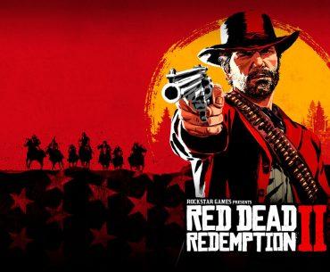 Arte de Red Dead Redemption 2.