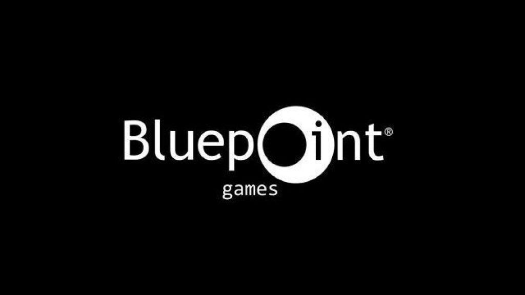 Logo de Bluepoint Games.