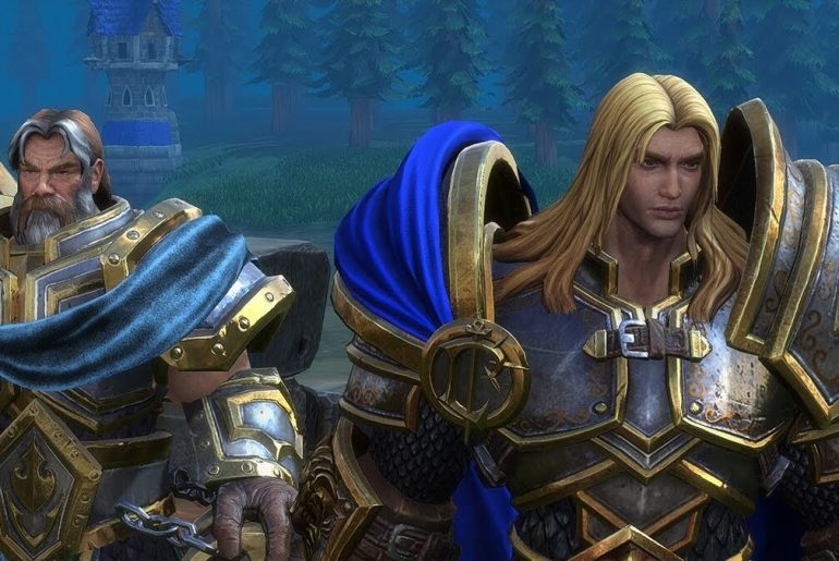 Cinemática de Warcraft III: Reforged..