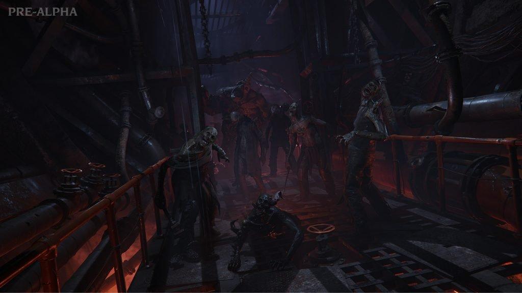 Tráiler de Warhammer 40,000: Darktide.