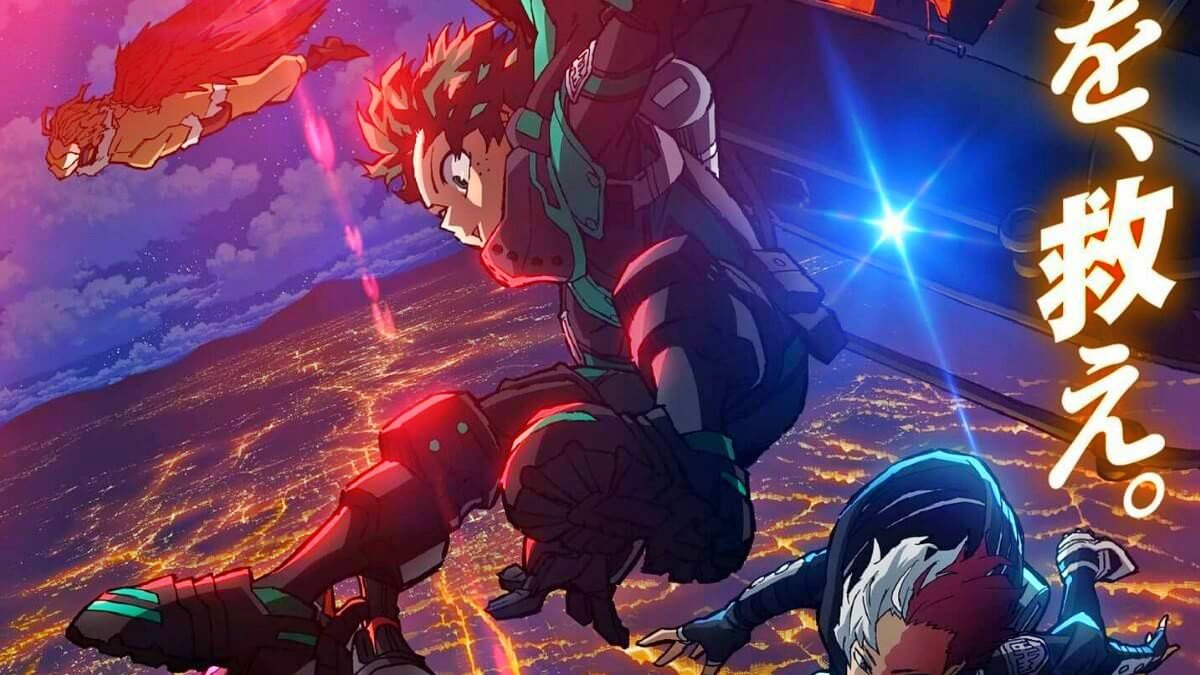Boku No Hero Academia The Movie World Heroes Mission Llegara A Cines De Latinoamerica Con Funimation