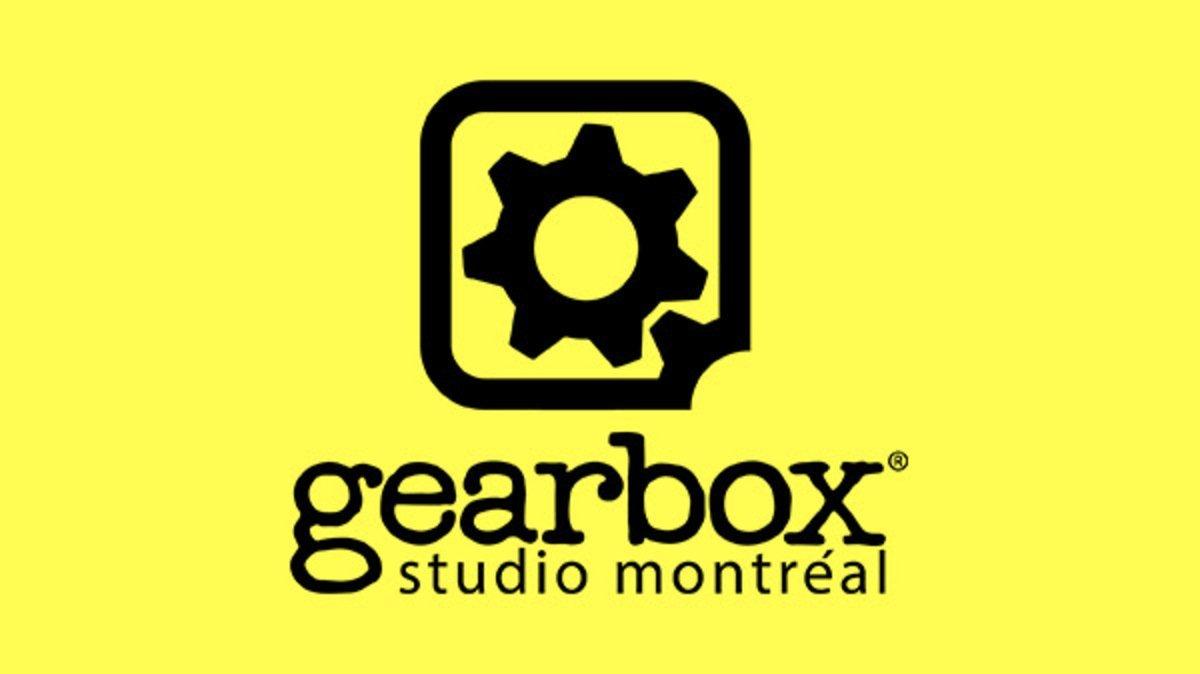 Logo de Gearbox Montreal.