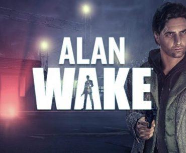 Arte de Alan Wake.