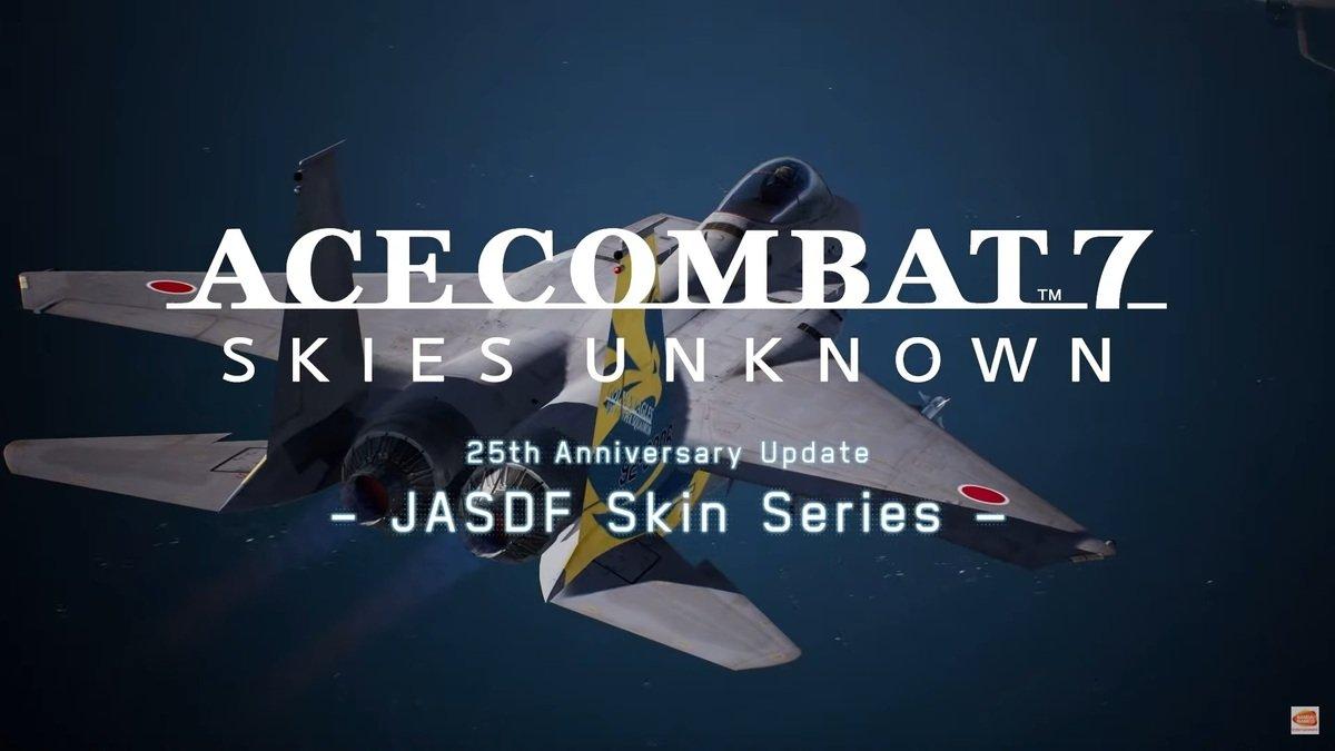 DLC de Ace Combat 7.